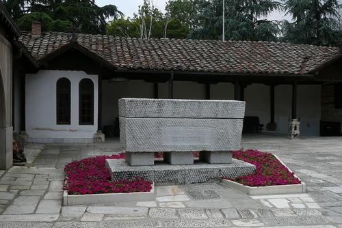 Гробът на Гоце Делчев