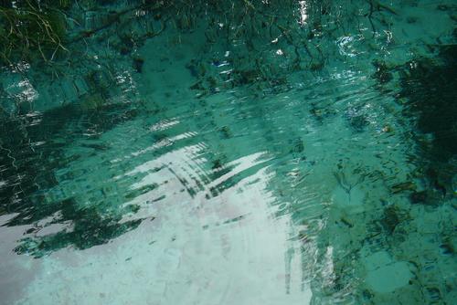 Надземните извори на Охридското езеро