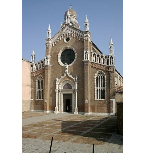 църквата Madonna dell'Orto
