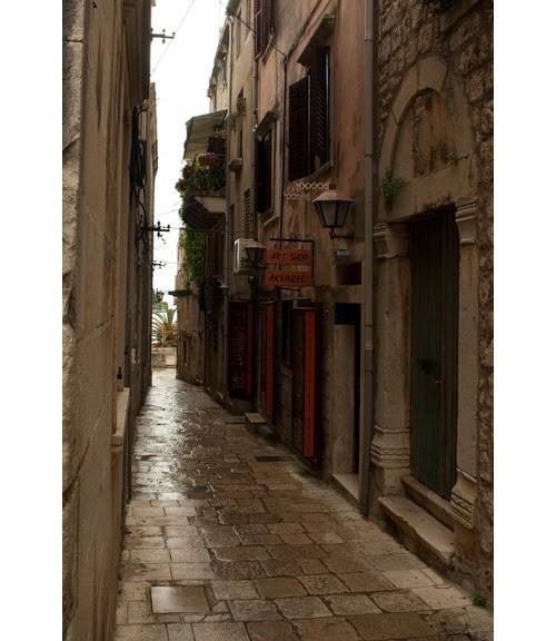 Любимите малки, тесни улички