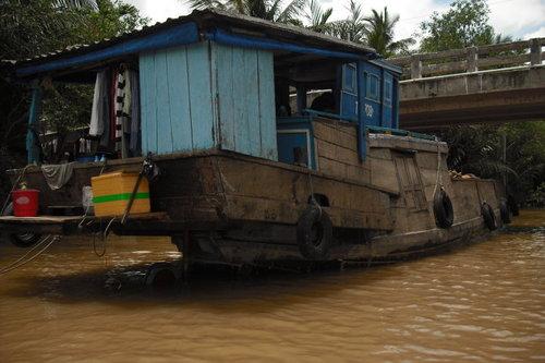 Домове по Меконг