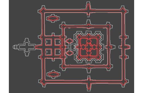 Схема на храма