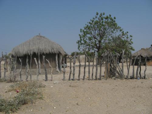 Изглед от селцето Мматшумо