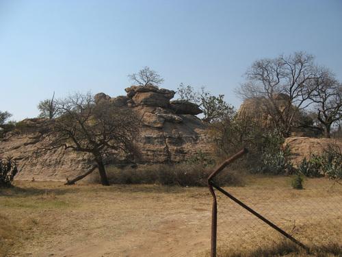 Неподдържано археологическо място в Серове