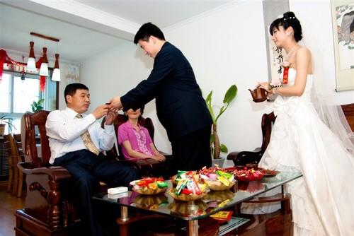 Церемония с чай