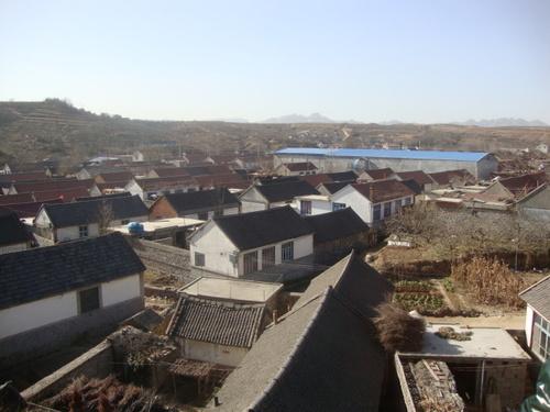 В селото живеят три хиляди души