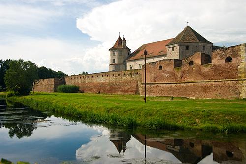 Fagaras - замък