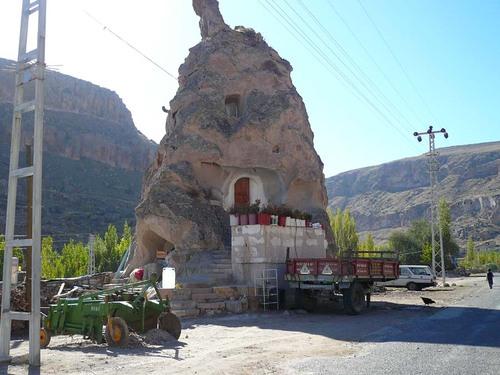 Обитаема къща в село Соганлъ