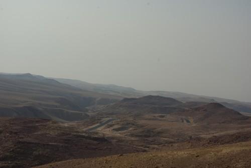 Напред към Мъртво море, или надолу