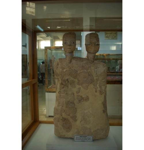 Гипсови статуи