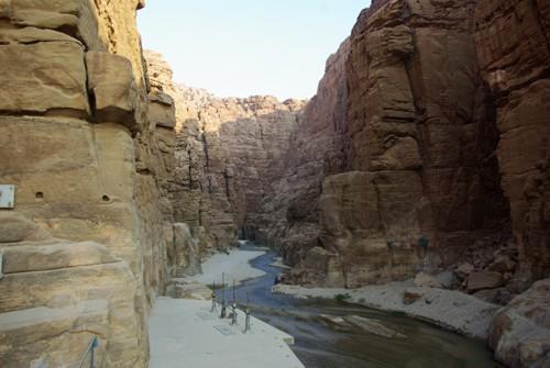 каньон Муджиб