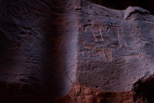 Бедуински скални рисунки
