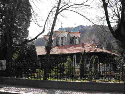 """Църквата """"Успение Богородично"""" в Кюстендил, изградена през 1816 г."""