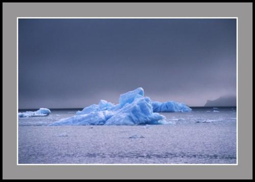 Краят на айсберга