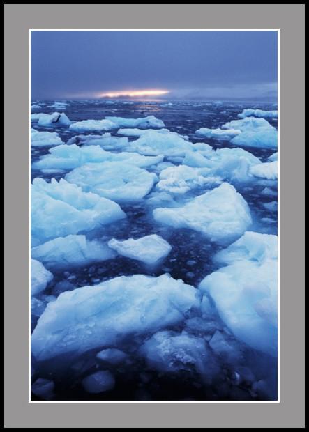 Ледено стълпотворение