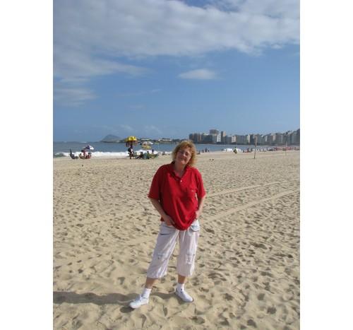 Копакабана - едно от най-веселите места в Рио де Жанейро