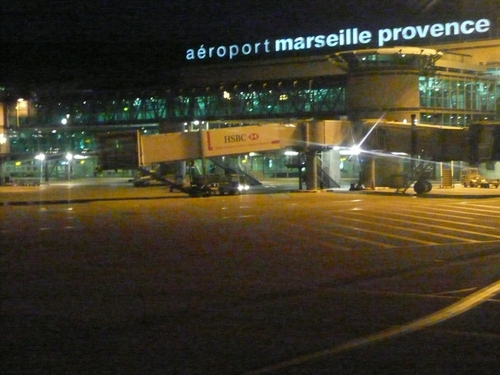 Летище Марсилия Прованс