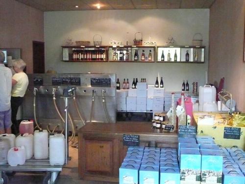 Винарска изба в Ла Тур д Ег
