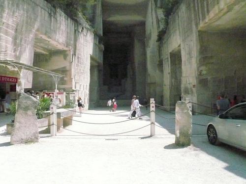 Катедралата  на  изображенията   в  Ле  Бо