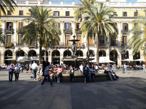 Площад Реал