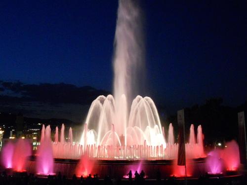 Магическият фонтан