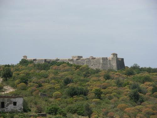 Крепостта на Али Паша