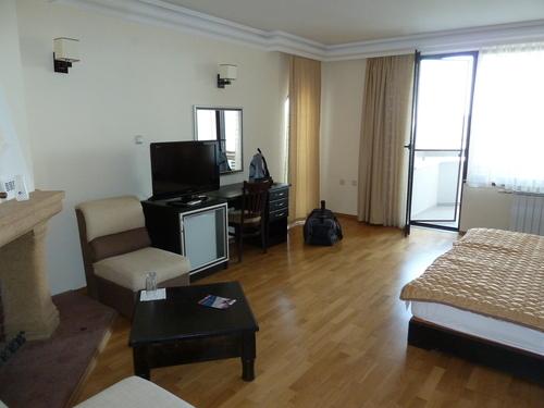 Стаята в хотела