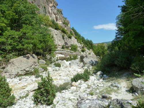В правилния каньон