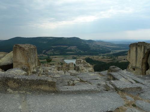 Изглед от двореца