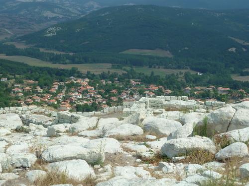 Изглед от Акропола