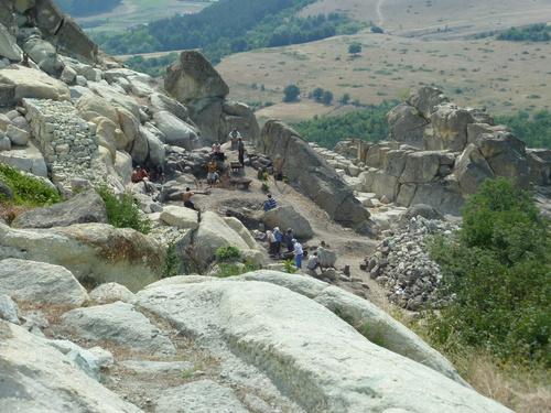 Разкопките