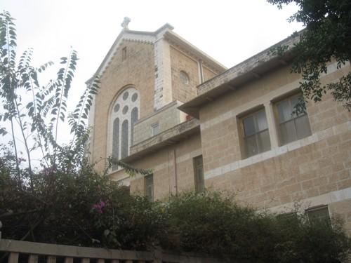 Манастирът Латрун