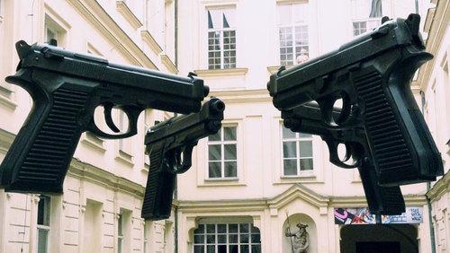 David Černу's Guns