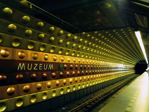 метростанция Muzeum