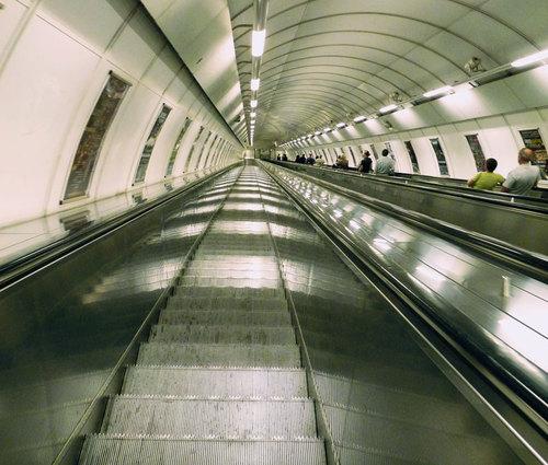 Ескалаторът