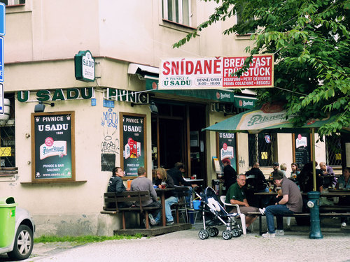 Pivnice u Sadu