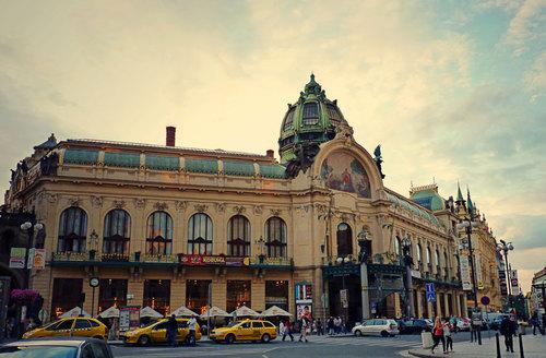 Градския дом