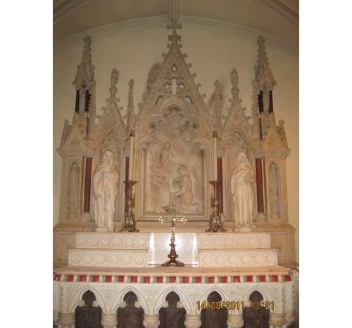 Служба в катедралата Свети Патрик