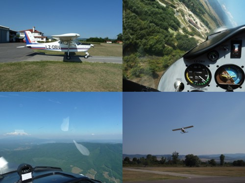 Flying School Dolna Banya