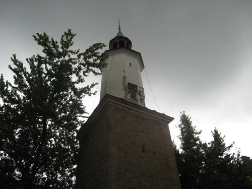 часовниковата кула, Габрово