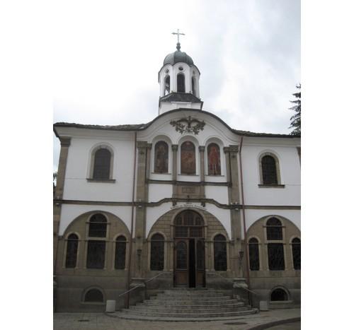 Църквата Успение Богородично в Габрово