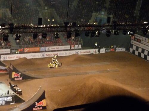 Арена Армеец, NIGHT of the JUMPs 2011
