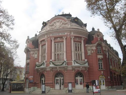 Варна, театъра