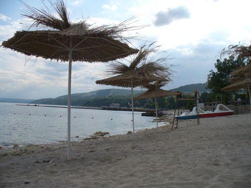Плажът на Балчик е само за мен
