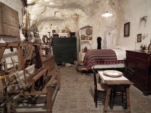 Стаята на Сasa grotta