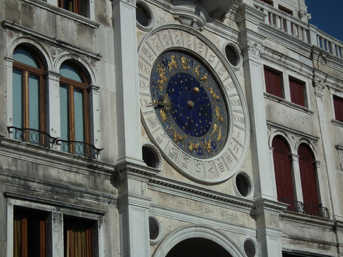 Часовниковата кула - Torre dell'Orologio