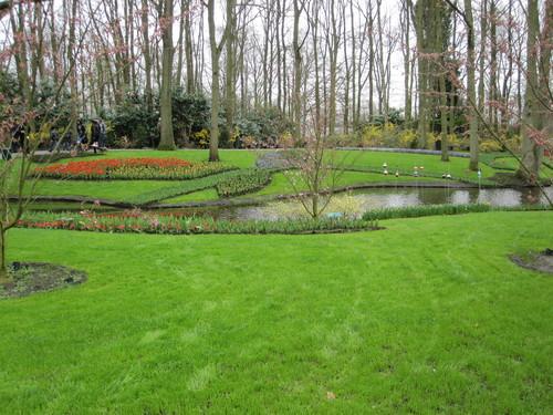 Градините Кукенхоф