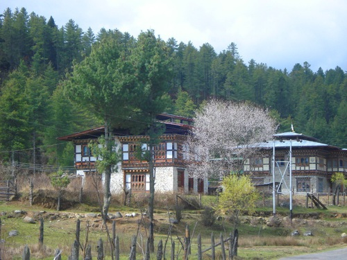 BUMTHANG - THE BHUTANESE SWISS