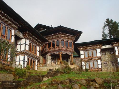 HOTEL IN GANGTEY