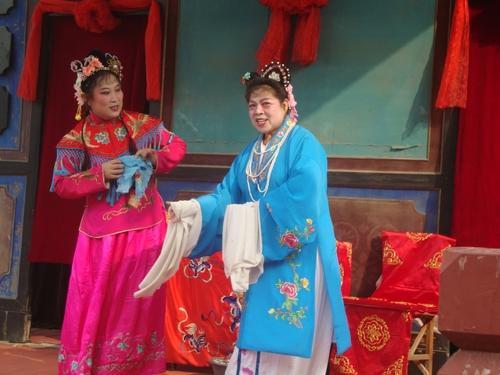 Певици на кунчу опера